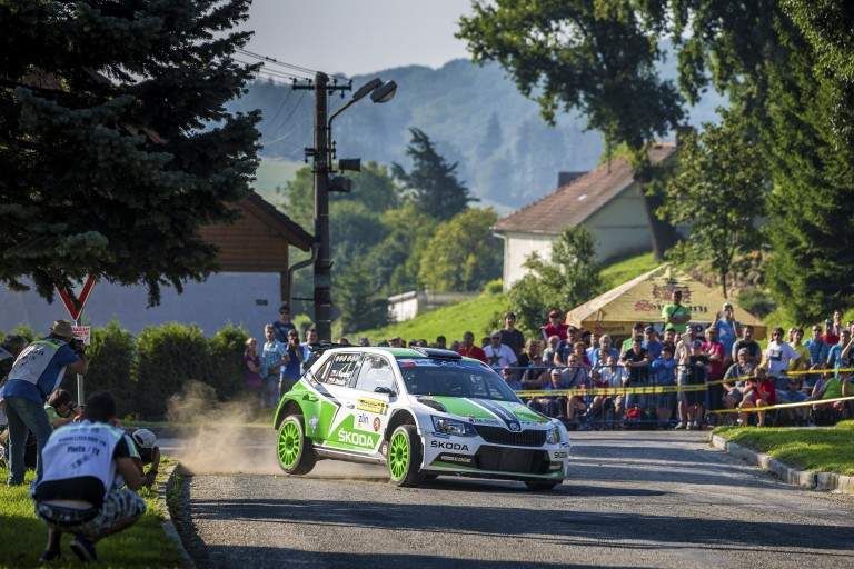 Barum Czech Rally Zlin 2015