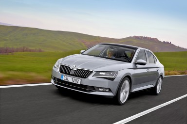 ŠKODA continues to grow in April