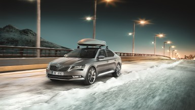 Well-equipped this winter: Attractive ŠKODA Accessories for cold season