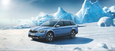 Warm, safe, clever: ŠKODA auxiliary heating systems