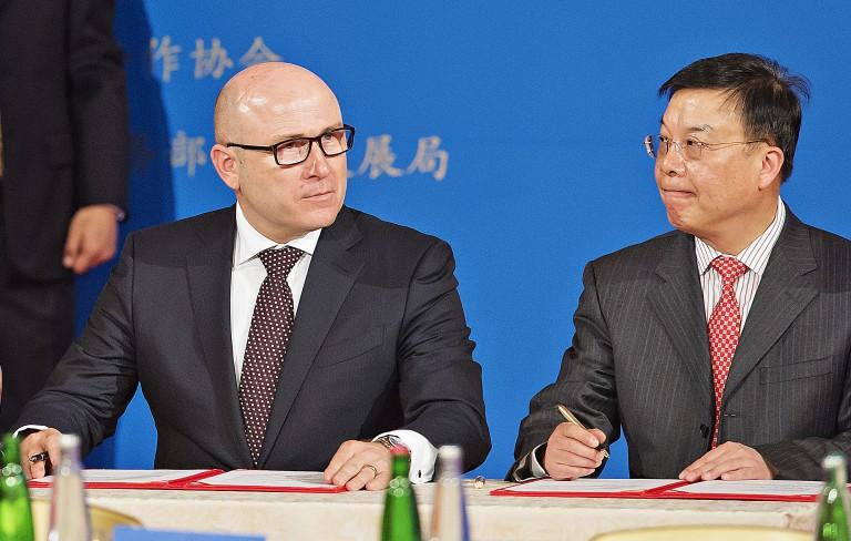 ŠKODA Strengthens Presence in China (2)
