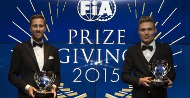 International Automobile Federation FIA Honours ŠKODA's APRC Champions