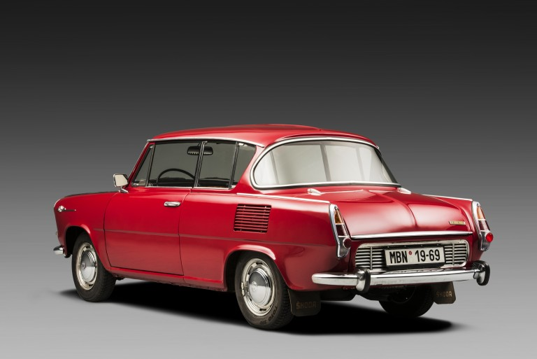 Cult Car ŠKODA 1000 MBX Celebrates 50 Years