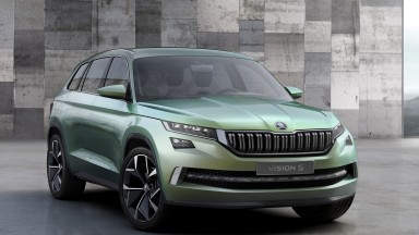 Geneva Motor Show: ŠKODA Electrifies with New Study