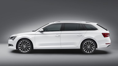 ŠKODA Superb Combi wins the 'Red Dot Award' for exceptional product design