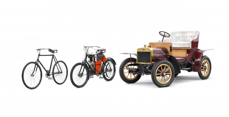 ŠKODA: 120 Years of Passion for Mobility