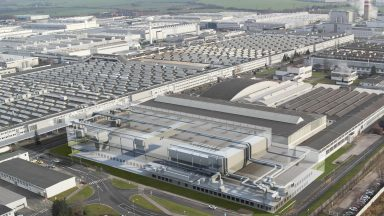 Energy-efficient and Innovative: ŠKODA Builds New Press Shop in Mladá Boleslav