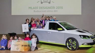 Soutěž: ŠKODA AUTO ocenila mladé designéry