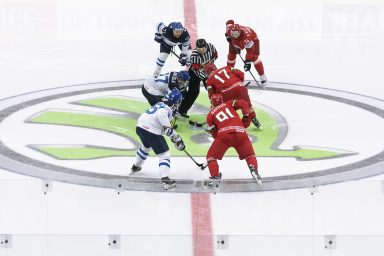 Record: ŠKODA 24th time Official Main Sponsor of IIHF WM