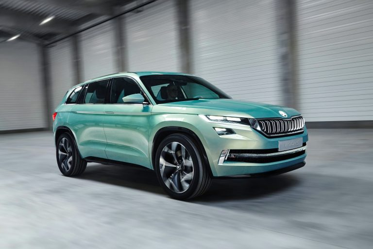 The VisionS sets out the ambition for SUVs to come, which will in future use electric power to drive. The journalists all felt that this model was a game-changer in terms of practicality, design detail and price.