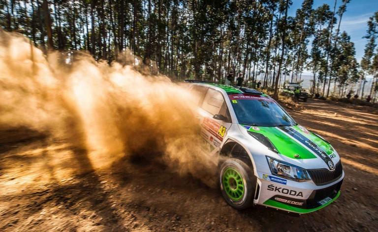 WRC Rally Portugal
