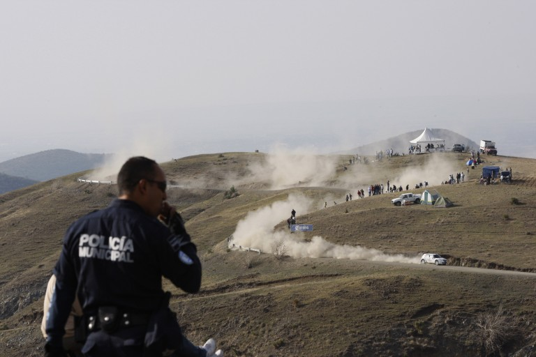 WRC Rally Mexico