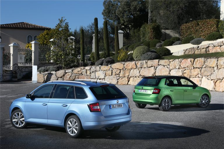 The new ŠKODA Fabia and ŠKODA Fabia Combi