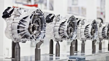ŠKODA expands DQ 200-gearbox production at Vrchlabí