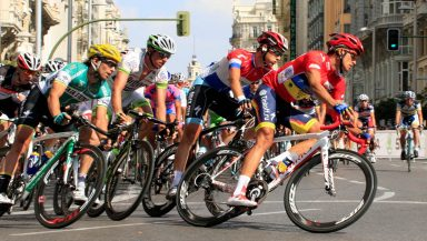 Enthusiasm for cycling: ŠKODA is sponsoring the Vuelta Tour of Spain