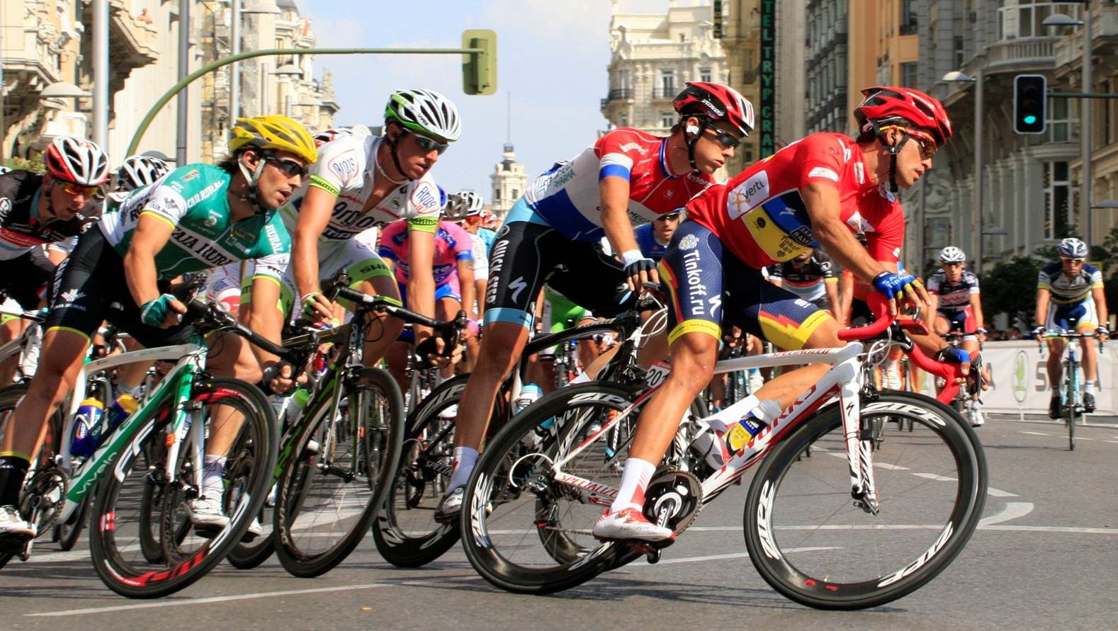 Enthusiasm for cycling  ŠKODA is sponsoring the Vuelta Tour of Spain ... 9ce4ddfe3