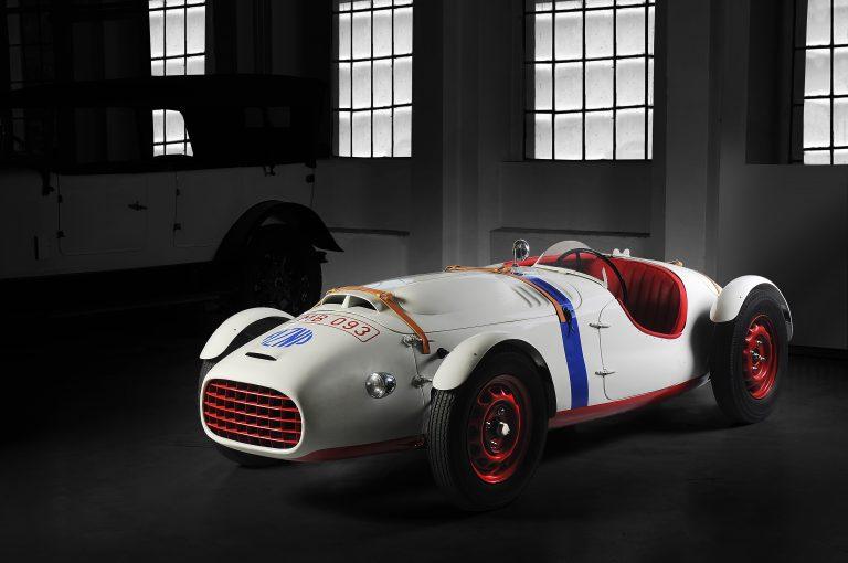 Opět v původní kráse: ŠKODA 966 Supersport