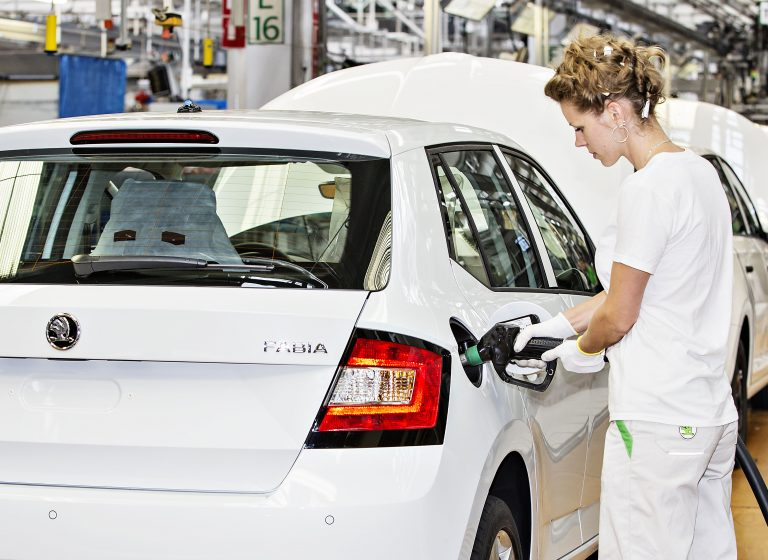 ŠKODA increases production of Fabia and Rapid Spaceback