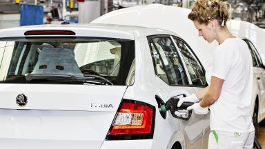 Sales success: ŠKODA increases production of Fabia and Rapid Spaceback