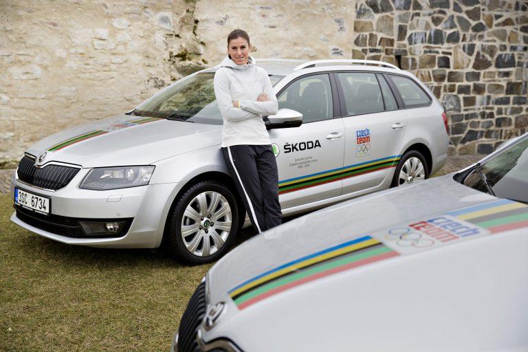 ŠKODA AUTO a Český olympijský výbor pokračují v úspěšné spolupráci