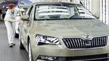 Factory holiday: ŠKODA AUTO to Optimize and Expand Production Facilities