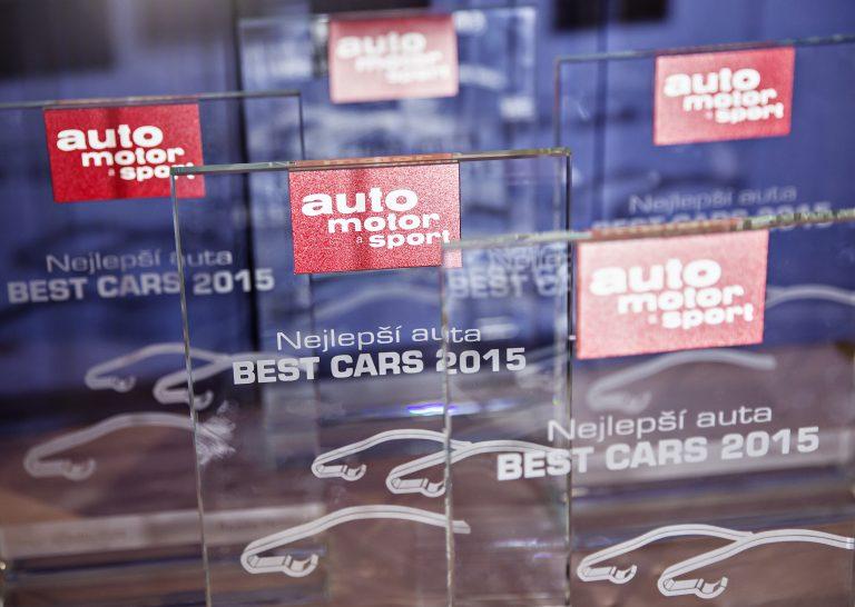 Vozy ŠKODA mezi absolutními vítězi kategorií čtenářské ankety Best Cars – Nejlepší auta roku 2015