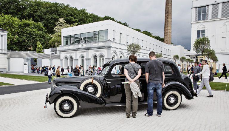 Den otevřených dveří ve ŠKODA AUTO v Mladé Boleslavi