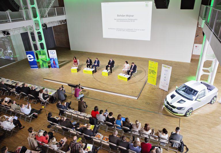 ŠKODA hostila konferenci k technickému školství