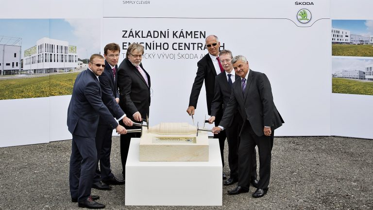 Investing in the Environment: ŠKODA Builds New Emissions Centre in Mladá Boleslav