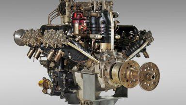 Nevšední historie: Letecký motor W12 ve ŠKODA Muzeu