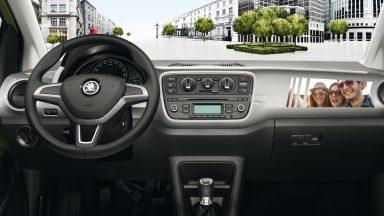 ŠKODA AUTO rozšiřuje možnosti interiérových individualizací pro Citigo a Rapid