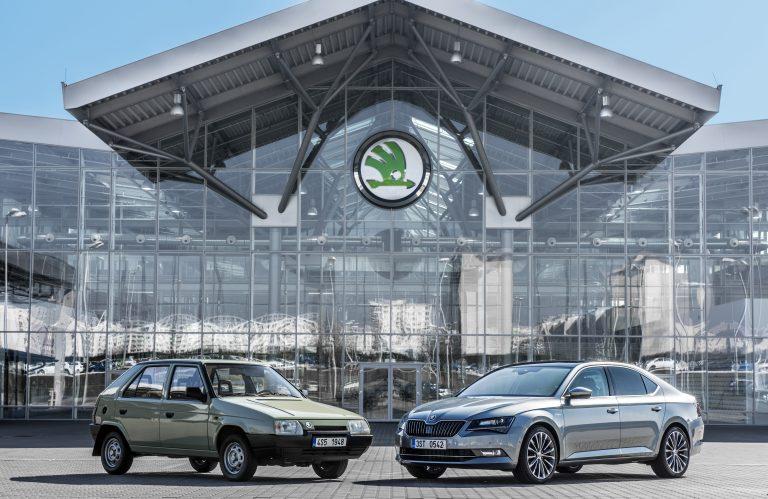 25 let spojení ŠKODA a Volkswagen