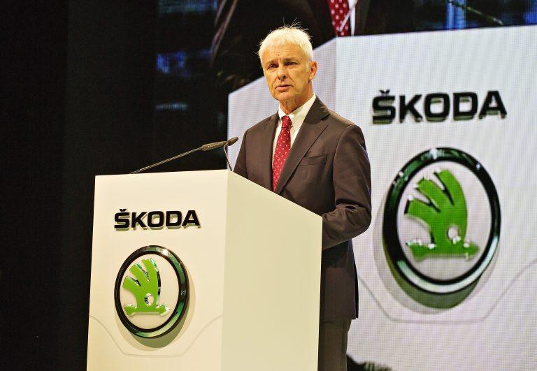 Success Story: ŠKODA and Volkswagen Celebrate 25-Year Partnership