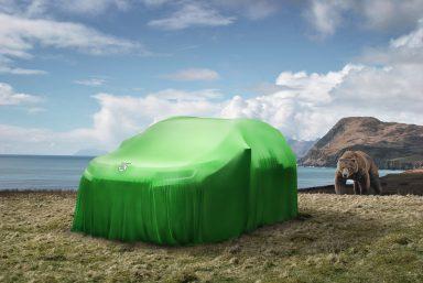 Silné jako medvěd: Velké SUV značky ŠKODA se bude jmenovat Kodiaq