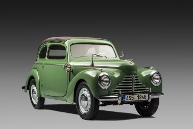 ŠKODA 1101 Tudor (1948)