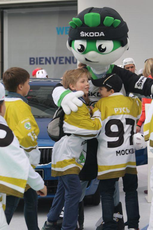 160519 ŠKODA pozvala děti na MS IIHF v ledním hokeji (2)