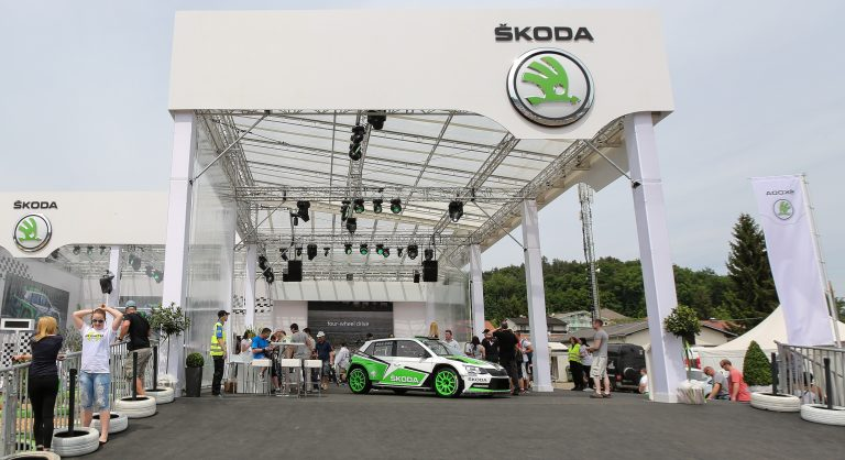 ŠKODA at Wörthersee