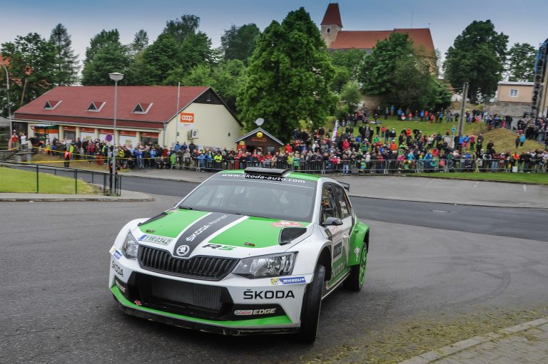 Rally Cesky Krumlov 2015