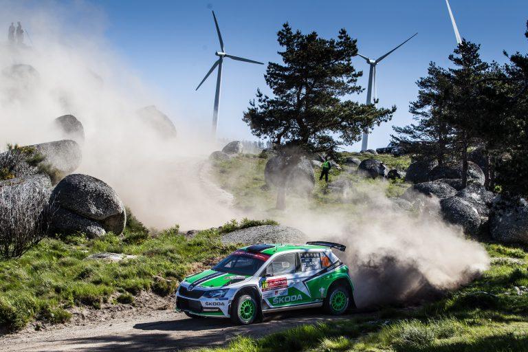 Rally Portugalsko 2015