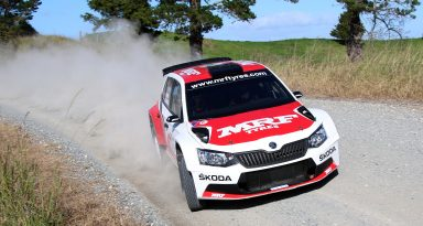 APRC: ŠKODA also unbeatable in New Zealand