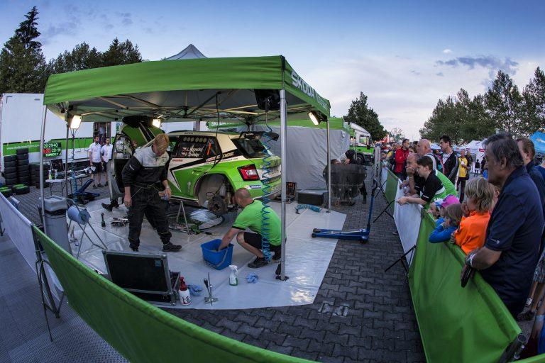 Rally Český Krumlov 2016