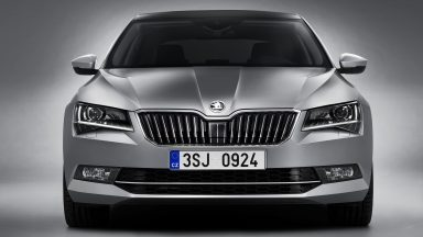 ŠKODA at the Geneva Motor Show 2015 - Press Kit