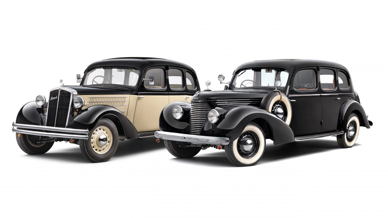 Superb 640 (1935), Superb 3000 OHV (1939)_FI