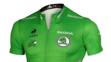 ŠKODA posiluje své angažmá v cyklistice: Nový oficiální partner Zeleného trikotu na Tour de France a na Vueltě