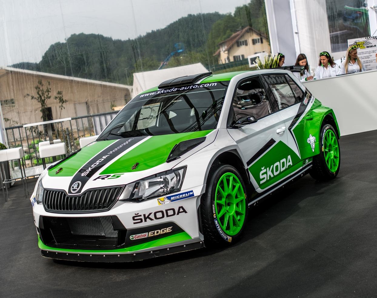 Skoda Octavia Rs >> Sporty, sporty: Five ŠKODA greats at Wörthersee GTI ...