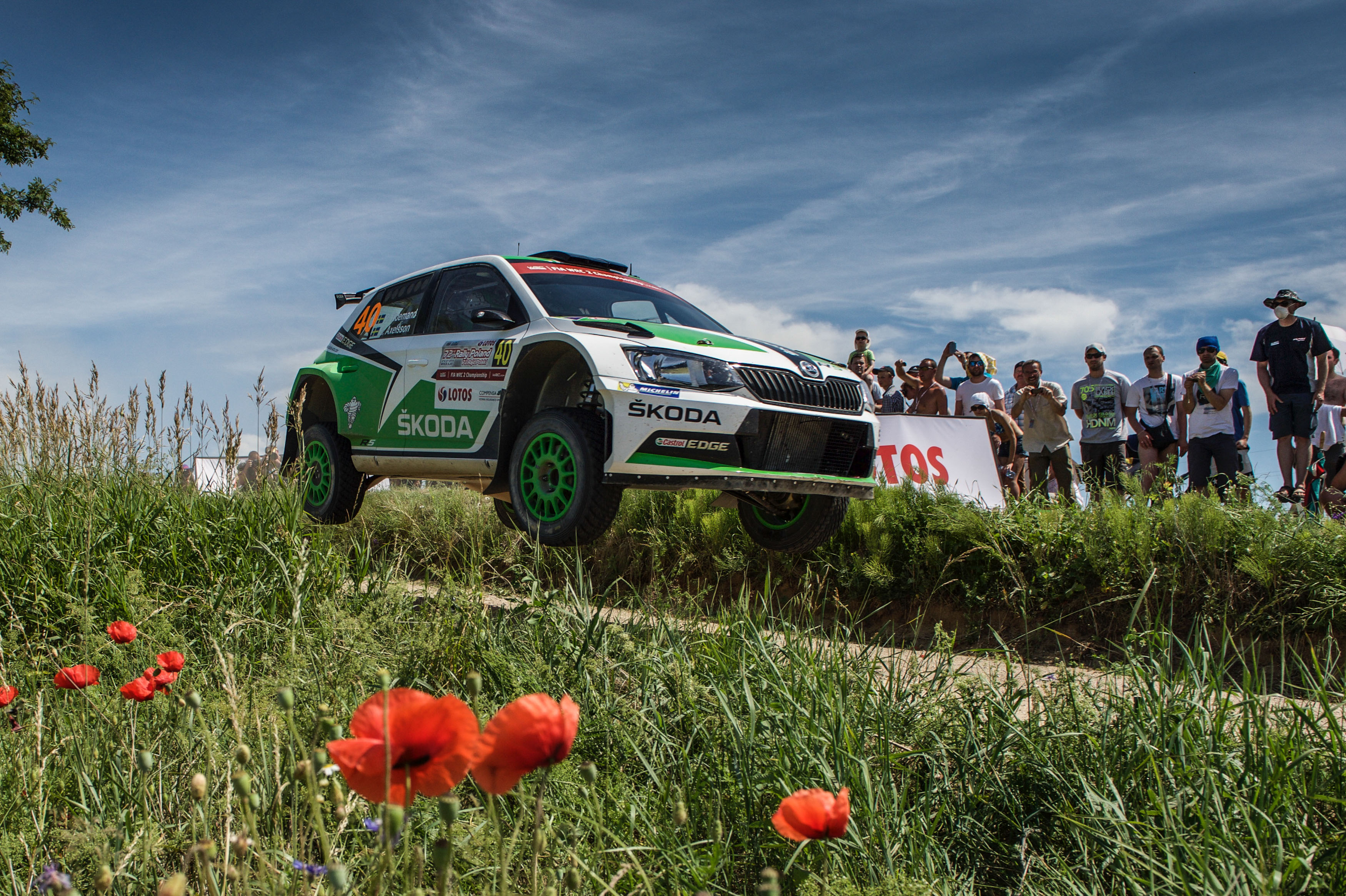 """Formula 1 in the forest"""": ŠKODA Fabia R5 to contest the fastest ..."""