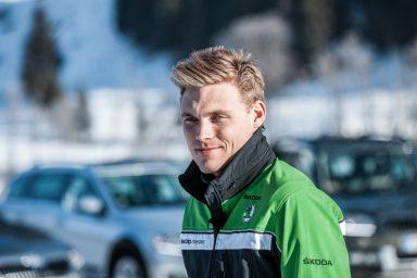 V minulé sezóně se Pontus Tidemand především svým jasným triumfem v Asijsko-pacifickém rallye šampionátu (APRC) postaral o rozruch v motoristické sportovní komunitě. (Fotografie: Bernhard Huber)