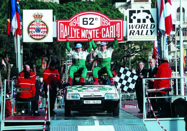 115 years of Škoda motorsport