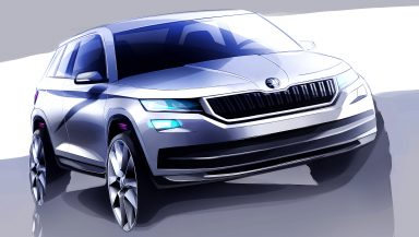 Functionality at its most attractive: the new ŠKODA KODIAQ