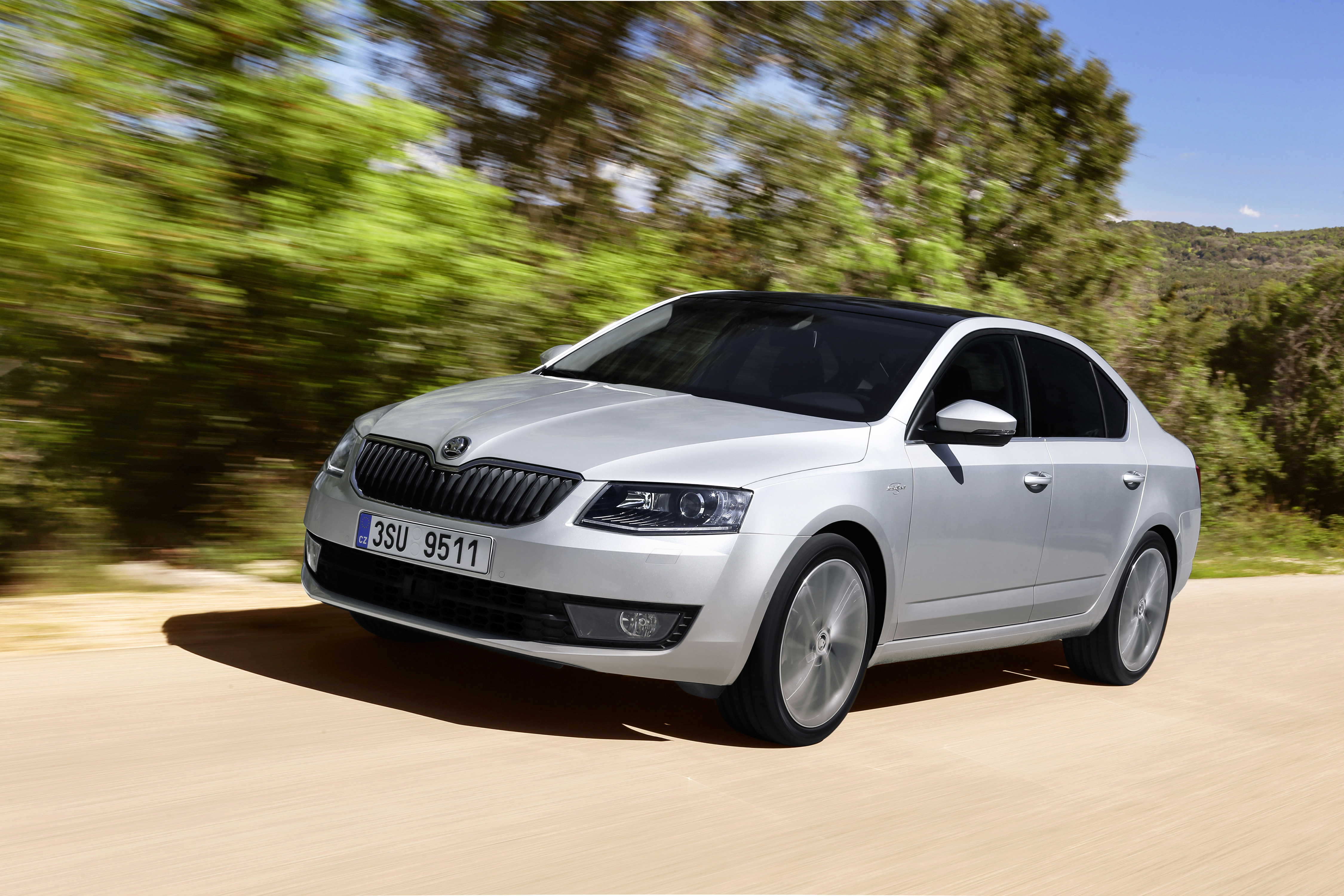 High Tech Update For The Skoda Octavia Compact Tsi And Modern